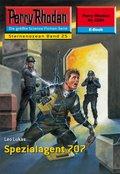 Perry Rhodan 2224: Spezialagent 707 (eBook, ePUB)