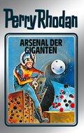 Perry Rhodan 37: Arsenal der Giganten (Silberband) (eBook, ePUB)