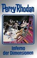Perry Rhodan 86: Inferno der Dimensionen (Silberband) (eBook, ePUB)