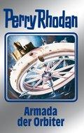 Perry Rhodan 110: Armada der Orbiter (Silberband) (eBook, ePUB)