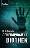Space-Thriller 3: Geheimprojekt Biothek (eBook, ePUB)