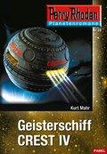 Planetenroman 10: Geisterschiff CREST IV (eBook, ePUB)