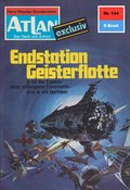 Atlan 144: Endstation Geisterflotte (eBook, ePUB)