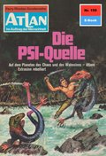 Atlan 159: Die PSI-Quelle (eBook, ePUB)