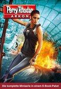 Arkon Paket Bände 1 - 12 (eBook, ePUB)