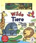 Filzbuch - Wilde Tiere