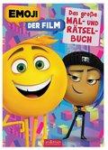 emoji, Der Film - Das große Mal- und Rätselbuch