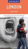 POLYGLOTT on tour Reiseführer London (eBook, ePUB)