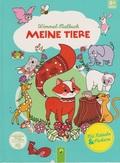 Wimmel Malbuch - Meine Tiere