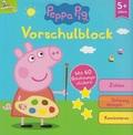 Peppa Pig - Vorschulblock