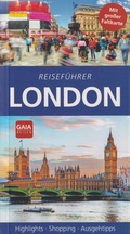 Reiseführer London - Mit großer Faltkarte