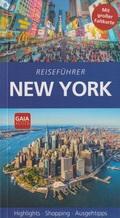 Reiseführer New York - Mit großer Faltkarte
