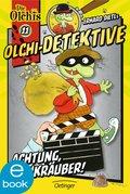 Olchi-Detektive. Achtung, Bankräuber! (eBook, ePUB)