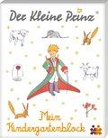 Der Kleine Prinz. Mein Kindergartenblock