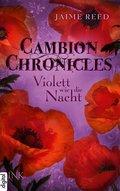 Cambion Chronicles - Violett wie die Nacht (eBook, ePUB)