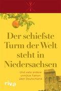 Der schiefste Turm der Welt steht in Niedersachsen (eBook, PDF)