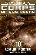 Star Trek - Corps of Engineers 10: Achtung, Monster! (eBook, ePUB)
