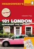 101 London - Reiseführer von Iwanowski (eBook, PDF)