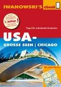 USA-Große Seen / Chicago - Reiseführer von Iwanowski (eBook, PDF)
