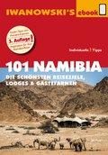 101 Namibia - Reiseführer von Iwanowski (eBook, PDF)