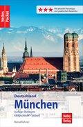 Nelles Pocket Reiseführer München (eBook, PDF)
