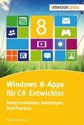 Windows-8-Apps für C#-Entwickler (eBook, PDF)