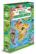 Die Welt der Dinosaurier (Kinderpuzzle)