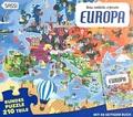 Europa - Reise, entdecken, erforschern (Kinderpuzzle)
