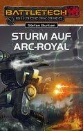 BattleTech 23: Sturm auf Arc-Royal (eBook, ePUB)