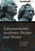 Lebensweisheiten berühmter Dichter und Denker (eBook, PDF)