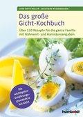 Das große Gicht-Kochbuch (eBook, ePUB/PDF)