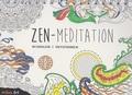 Zen-Meditation - Ausmalen & entspannen (Mit Ringbuchbindung)