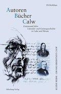 Autoren, Bücher, Calw