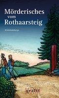 Mörderisches vom Rothaarsteig (eBook, ePUB)