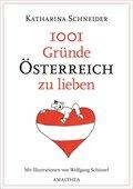 1001 Gründe Österreich zu lieben (eBook, ePUB)