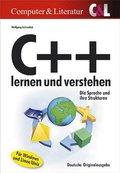 C++ lernen und verstehen. Die Sprache und ihr Strukturen (eBook, PDF)