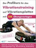 Der Profikurs für das Vibrationstraining auf Vibrationsplatten mit 250 Übungsvorlagen (eBook, )