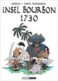 Die Insel Bourbon 1730