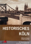 Historisches Köln - 14 Ansichtskarten