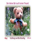 Der kleine Bär sucht einen Freund (eBook, ePUB)