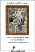 Spätsommerhimmel in Sanssouci (eBook, ePUB)