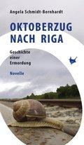 Oktoberzug nach Riga (eBook, ePUB)