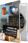 CINEMA 4D - Shader & Texturen - Video-Training