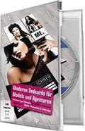 Moderne Sedcards für Models, Agenturen & Fotografen