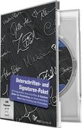 Unterschriften- und Signaturen-Paket