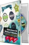 Illustrationen für Werbung, Banner und Websites