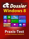 c't Dossier: Windows 8 (eBook, ePUB)