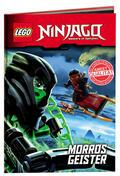 LEGO® NINJAGO™ - Morros Geisterarmee, Lesebuch