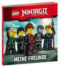 LEGO® NINJAGO™ - Meine Freunde, Album Freundebuch