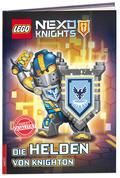 LEGO® NEXO KNIGHTS™ - Die Helden von Knighton! Lesebuch
